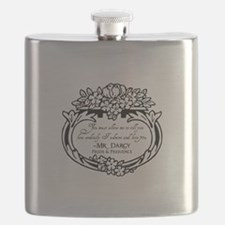 Mr Darcy Pride and Prejudice Flask