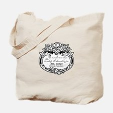 Mr Darcy Pride and Prejudice Tote Bag
