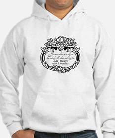 Mr Darcy Pride and Prejudice Hoodie