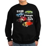 Classic car Sweatshirt (dark)