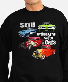 Cute Rat rod Sweatshirt (dark)