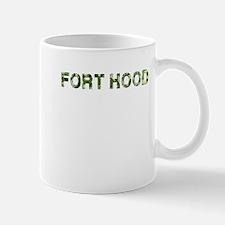 Fort Hood, Vintage Camo, Mug