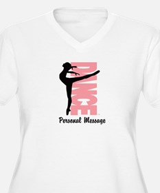 Personalized Beautiful Dancer T-Shirt