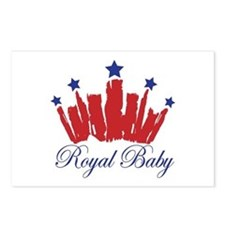 Royal Baby Postcards (Package of 8)
