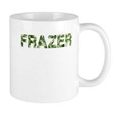 Frazer, Vintage Camo, Small Mug