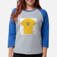 CP Yellow Tsection Logo.png Womens Baseball Tee