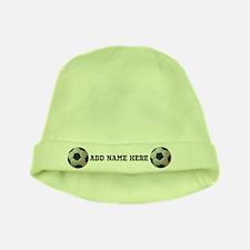 Soccerball baby hat