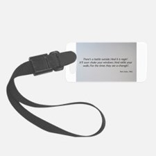 The 1960s Luggage Tag