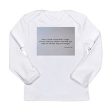 The 1960s Long Sleeve Infant T-Shirt