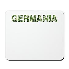 Germania, Vintage Camo, Mousepad