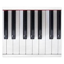Keyboard 7 King Duvet