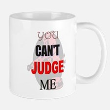 Judge who? Mug