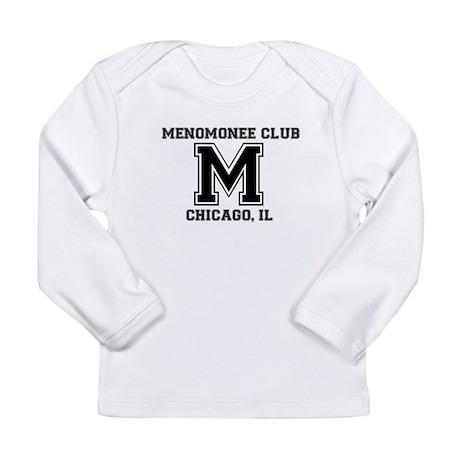 Alumni transparent Long Sleeve Infant T-Shirt