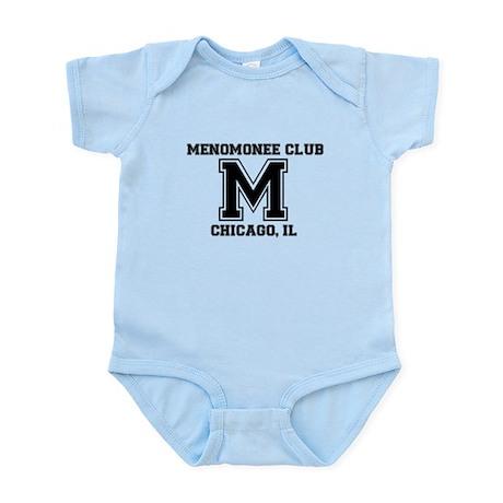 Alumni transparent Infant Bodysuit