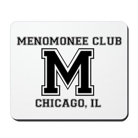 Alumni transparent Mousepad