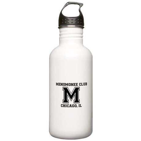 Alumni transparent Stainless Water Bottle 1.0L