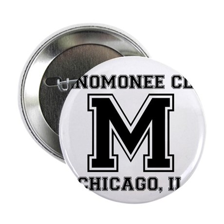"Alumni transparent 2.25"" Button"
