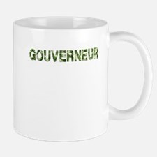 Gouverneur, Vintage Camo, Mug