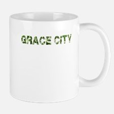 Grace City, Vintage Camo, Mug