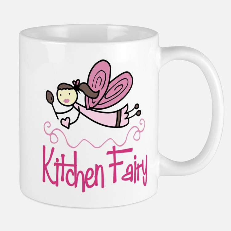 Kitchen Fairy Mug