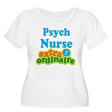 Psych Nurse Extraordinaire T-Shirt