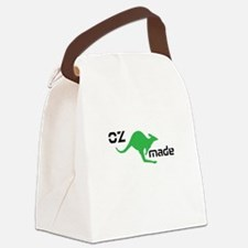Oz Made Canvas Lunch Bag