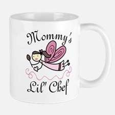 Mommy's Lil' Chef Mug