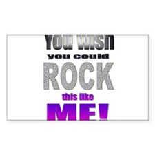 Rock this Decal