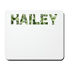 Hailey, Vintage Camo, Mousepad