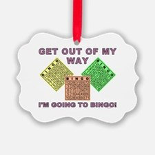 BINGO Ornament