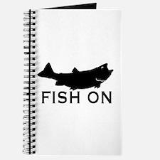 Fish on Journal