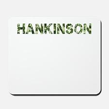 Hankinson, Vintage Camo, Mousepad