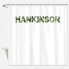 Hankinson, Vintage Camo, Shower Curtain