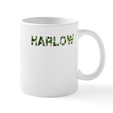 Harlow, Vintage Camo, Mug