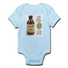 Great BBQ needs a GREAT SAUCE & BBQ RUB Infant Bod