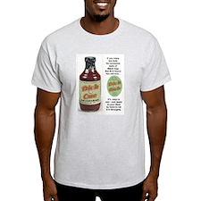 Great BBQ needs a GREAT SAUCE & BBQ RUB T-Shirt