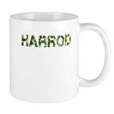 Harrod, Vintage Camo, Mug