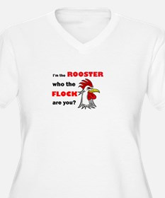 Who the flock tee T-Shirt