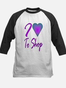 I heart to shop Tee