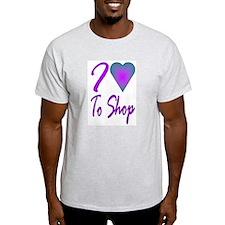 I heart to shop T-Shirt