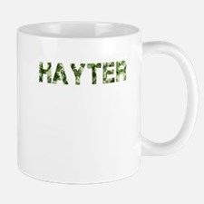 Hayter, Vintage Camo, Mug