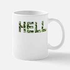 Hell, Vintage Camo, Mug