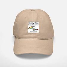 Booty Bay Bait & Tackle Baseball Baseball Cap