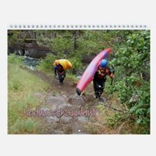 NW Kayaking 2013 Wall Calendar