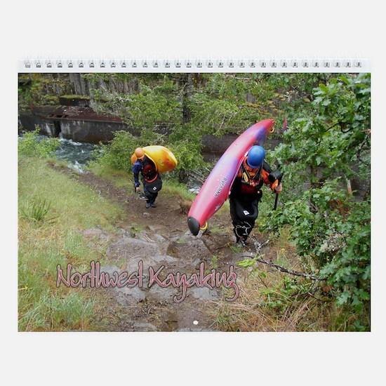 NW Kayaking 2013 Wall Calendar