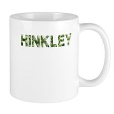 Hinkley, Vintage Camo, Mug