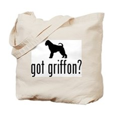 Brussells Griffon Tote Bag