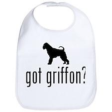 Brussells Griffon Bib