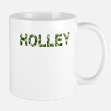 Holley, Vintage Camo, Mug