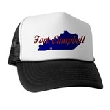 Military fort campbell Hats & Caps